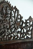 Anglo Indian Pierced & Carved Wall Bracket (2 of 6)