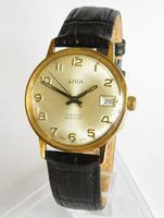 Gents 1970s Liga Wrist Watch