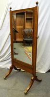 Antique Cheval Mirror (3 of 7)