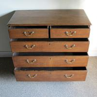 Oak Chest of Drawers (6 of 6)