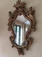 Fine English 18th Century Antique Gilt Mirror Pier Glass (4 of 10)