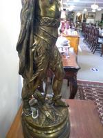 Bronze Warrior Torchere (12 of 12)