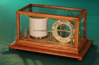 Short & Mason Tycos Drum Barograph and Barometer No H 5431 c1930 (3 of 13)