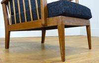 Mid Century Teak Armchair by George Stone High Wycombe (9 of 13)
