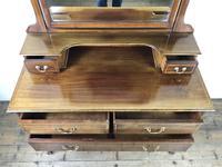 Edwardian Inlaid Mahogany Dressing Table (4 of 9)