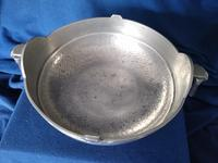 Pewter Centrepiece Bowl, Arts & Crafts by Frank Cobb (2 of 3)
