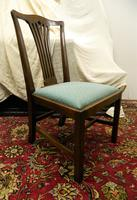 Set of 10 Mahogany Dining Chairs (6 of 8)