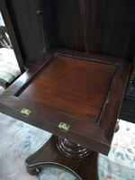 Large Victorian Mahogany Tilt Top Breakfast Table or Dining Table (4 of 9)