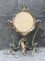 French Art Nouveau Mirror (6 of 13)