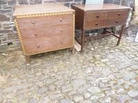 Limed Oak  Chest of Drawers (14 of 14)