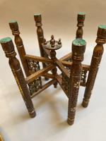 Moorish Brass Coffee Table (4 of 5)