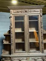 Magnificent French Carved Oak Hunting Sideboard (16 of 23)