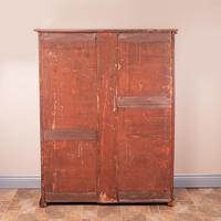Large Mahogany Bookcase (5 of 6)