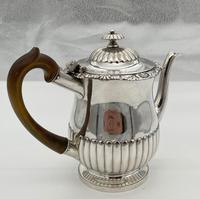 Antique George IV Sterling Silver Gravy Argyle London 1822 Thomas Burwash (6 of 8)