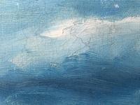 20th Century Oil Painting Wales Menai Bridge Church Straits Snowdonia Mountains (9 of 27)