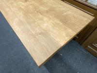 Rare Huge Oak French Farmhouse Dining Table (11 of 18)