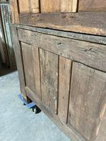 Wonderful French Empire Period Bleached Oak Linen Press (31 of 32)