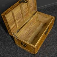 Mid 20th Century Camphor Wood Trunk (8 of 8)