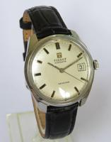 Gents Tissot Visodate Seastar Wrist Watch, 1969 (6 of 7)