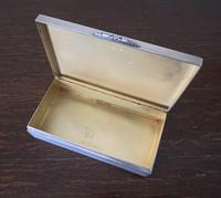 Quality Silver Box by Mappin & Webb (3 of 7)