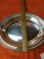 Antique Sheffield Silver Plate Lee & Wigfull  Serving Tureen Dish & Lid C1870s (2 of 11)