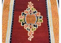 Vintage Tibetan Rug (3 of 5)