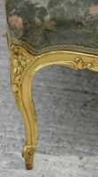 Beautiful Matched Pair of Fine Quality French Gilt Armchairs c.1900 (17 of 18)
