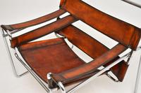 1960's Vintage Wassily Armchair by Marcel Breuer for Gavina (7 of 9)