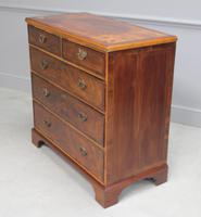 George III Mahogany Chest of Drawers (5 of 8)