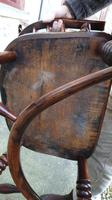 Wonderful Example of Handsome Yew High Back Windsor Chair (8 of 8)