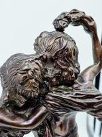 """Vintage Heavy Bronze Reproduction of the Statue """"la Fete Des Fleurs"""" Van Auguste (6 of 6)"""
