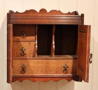 Victorian Carved Wall Cabinet (9 of 9)