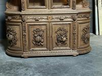 Magnificent French Carved Oak Hunting Sideboard (17 of 23)