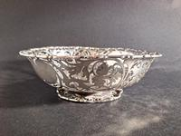 Mappin & Webb Silver Bowl (2 of 5)