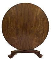 William IV Circular Breakfast Table c.1830 (2 of 7)