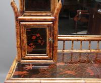 Impressive 19th Century Bamboo Cabinet (7 of 25)