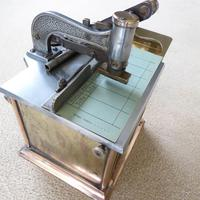 Time Recorder made by The National Time Recorder Company (3 of 5)