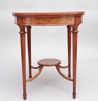 19th Century Satinwood Table (4 of 8)