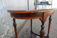 Antique Occasional Table (3 of 5)