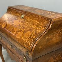 Early 19th Century Dutch Marquetry Bureau (10 of 13)