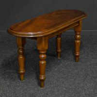 Victorian Narrow Tavern Table (4 of 8)