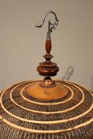 Late 19th Century Bamboo Birdcage (3 of 3)