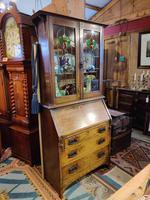 Arts & Crafts Bureau Bookcase (4 of 14)