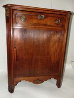 18th Century Dutch Oak Side Cabinet (4 of 9)
