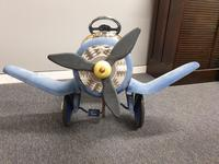 Airflow Collectibles inc. Child's A22 Navy Pedal Aeroplane (9 of 9)