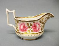 New Hall Old English Shape Cream Jug c.1825 (2 of 5)
