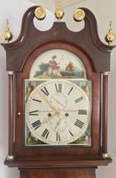 Eight Day Scottish Longcase Clock, Fantastic Condition (8 of 12)