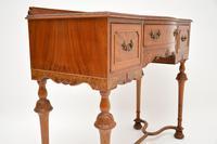Antique Burr Walnut  Server / Side Table (5 of 11)