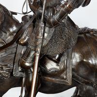 Italian Bronze Equestrian Sculpture of Emanuele Filiberto, Duke of Savoia, by Baron Carlo Marochetti (17 of 17)