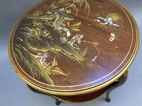 Chinoiserie Occasional Table (5 of 7)